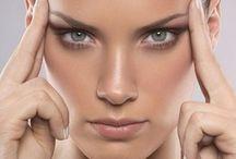 лицо -зарядка для контура лица