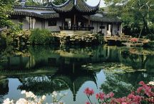 Asian gardens *