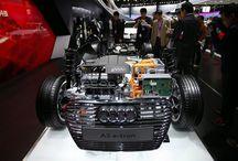 Automotive exhibition