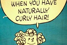 Curly Hair, Naturally / by Melanie Sparks