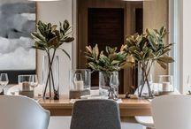 Dining area Design Concept