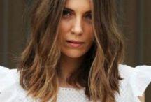 Coupe Cheveux Mi Long Brune