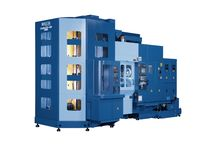 5 Axis CNC Machines / 5 axis CNC metal cutting machine tools and machining centres