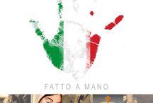FATTO A MANO IN ITALIA / FATTO A MANO IN ITALIA è questo il denominatore comune dell'intera raccolta. Ogni articolo proposto infatti viene realizzato esclusivamente a mano, da artigiani italiani, maestri nel proprio campo, che hanno ereditato le antiche tradizioni tramandate nel tempo.  http://www.ovunqueproteggimi.com/