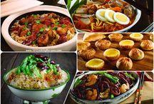 Malaysian Foods / Tasty Malaysian Foods