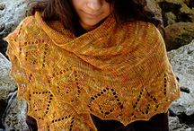 Shawls / by Yorkshire Yarns