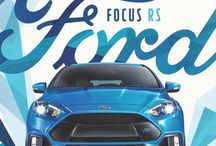 FORD FOCUS RS & ST