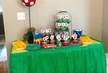 Super Mario party / by Brandy Provan