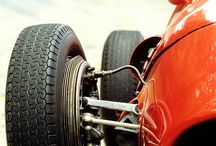 Cars- Classic Road & Formula Racecars / Classic & Vintage race cars  Racecars