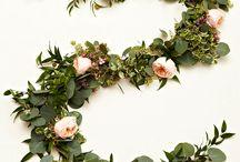 Flower Garland Ideas