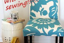 Dining chair revamp