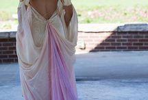 Padme's Lake dress SW