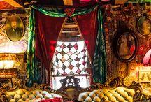 Bohemian Decor / a collection of Bohemian and Gypsy decor