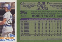 1982 Topps Milwaukee Brewers / by Jon Loomer