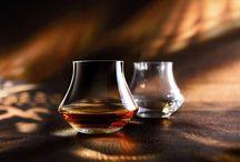Chef&Sommelier et les spiritueux / Les verres de la collection Open Up Spirits respectent parfaitement les spécificités des différents spiritueux pour lesquels ils ont été conçus.
