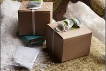 Gifts and Packaging / by Patrice Chin-Jones