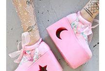platforms shoes