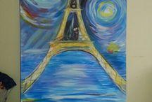 artwork / My artwork...Acrylic. . / by Sherri Massey