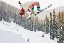 All Things Skiing and Snowboarding / by Outside Magazine