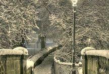 Winter / В это время года хочется верить в сказку и волшебство