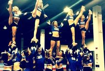 Everything cheer! / by Marissa Mousouleas