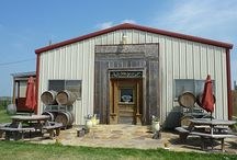 Texas Wineries Visited