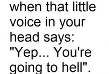 yep...them voices