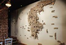 great spaces: restaurants. / by Tori Tatton