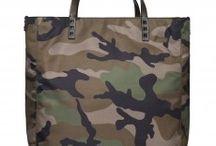 Camo bags
