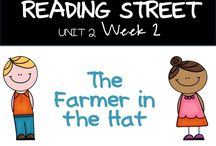 U2W2-The Farmer in the Hat-Reading Street