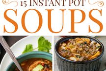 instant pot ::: not tried yet