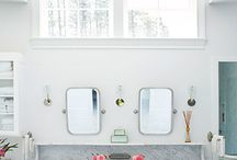 Bathroom / by Chelsea Hatfield