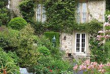 Gardens English Style.