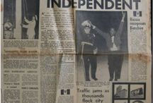 Barbados Independence / On November 30th 1966 Barbados became an independent nation. Each year throughout the month of November we celebrate this historic occasion.
