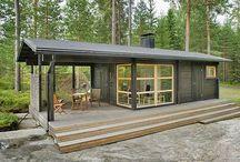 Petite maison rustique