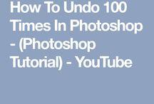 Photoshop Tutorials (by Robert Neacsu)