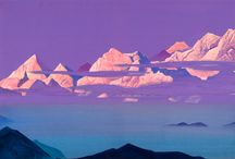 Creativity by Nicholas Roerich