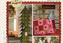 Simply Vintage #17 / http://www.quiltmania.com/menu-simply-vintage/121/la-boutique.html