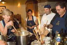 Small Group Cooking Vacations / ravel to far off destinations and learn to cook with like-minded singles and friends. Immerse yourself in local culture while learning to cook in Italy, France or Greece. Stay at a villa or boutique hotel with a small group of cooks and wonderful menus. See what you can learn on a one week cooking vacations for singles.