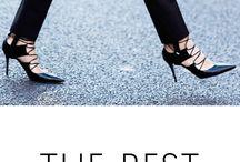 Makeup sko tøj
