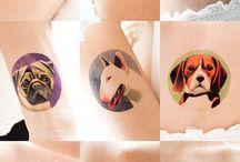 Faust tatueringar