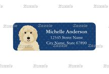 Lee ArtHaus Goldendoodle Products