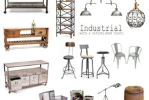 ID//industrial Nautical / by raynette a.