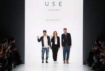 USE unused AW 15 at Berlin Fashion Week