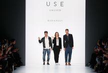 USE unused AW 15 at Berlin Fashion Week