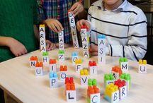 Türkçe / TED İstanbul Koleji İlkokul Öğretmenlerinin hazırladığı dersler de kullanılan etkinlikler.