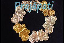 Prajapapati Craft product / Batik Clutch