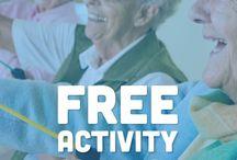 activity for seniors