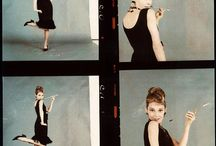 Breakfast at Tiffany's photoshoot