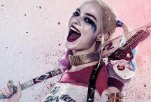 Harley & Joker / Aquí Encontrarás Fotos De Tus 2 Personajes Favoritos: Harley Quinn Y El Joker. Del Escuadrón Suicida O Suicide Squad. No Olvides Seguirme